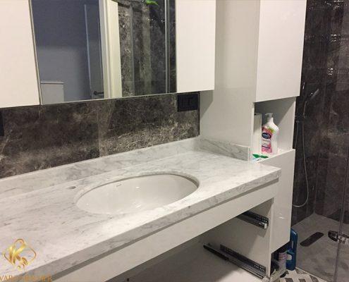 mermer banyo tezgahı ümraniye