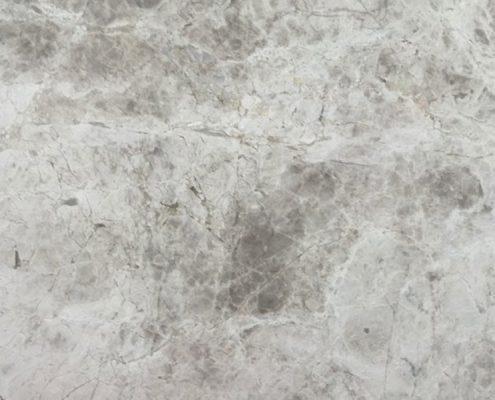 gri tonlarda galaxy silver mermer mutfak tezgahı çengelköy