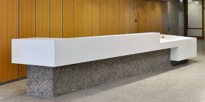 mutfak banyo lobi banko tezgahlar