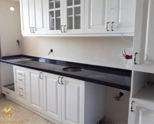 siyah belenco mutfak tezgahı ataşehir