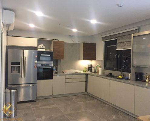 Şile Çimstone Mutfak Tezgahı